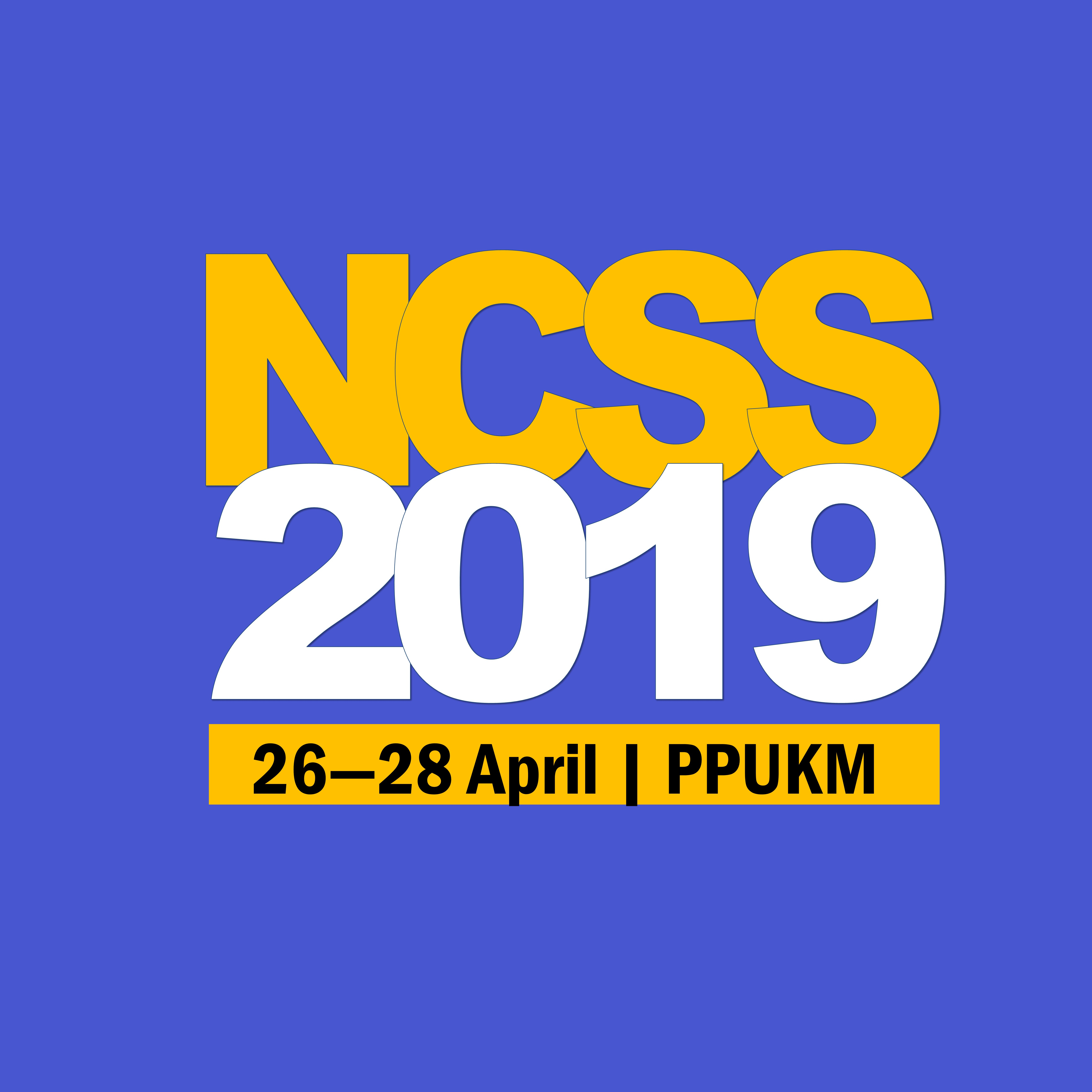 NCSS 2019